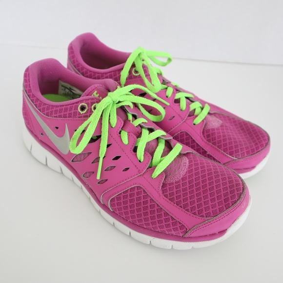 finest selection 54ae0 c7ba5 9 Pink Nike Flex 2013 RN Running Shoes 580440 631.  M 5b0f0ca745b30cfcb7b0de0b